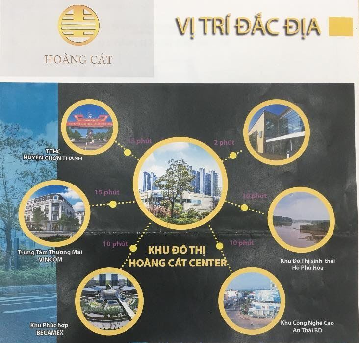 Hoàng Cát Center