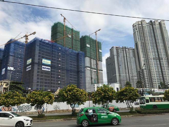 dự án chung cư bình dân