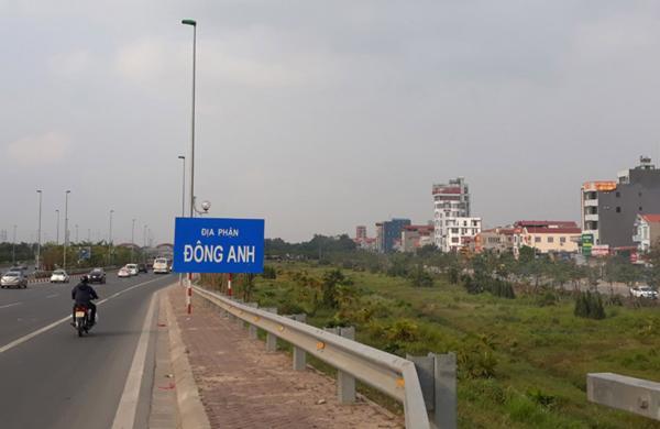 giá đất thổ cư huyện Đông Anh