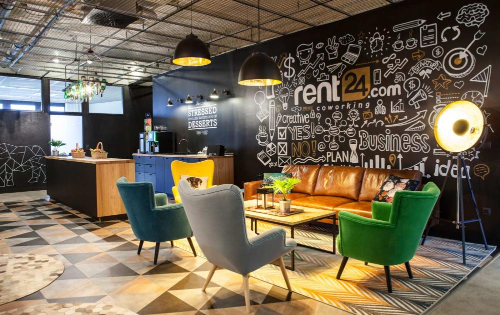 bùng nổ co-working