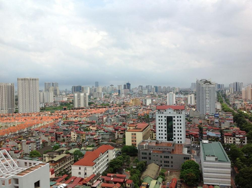 nhà đất khu Tây Hà Nội