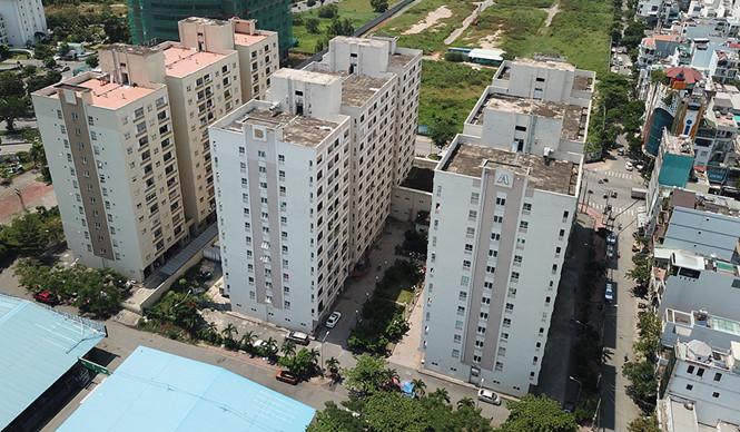 Dự án tái định cư Phú Mỹ