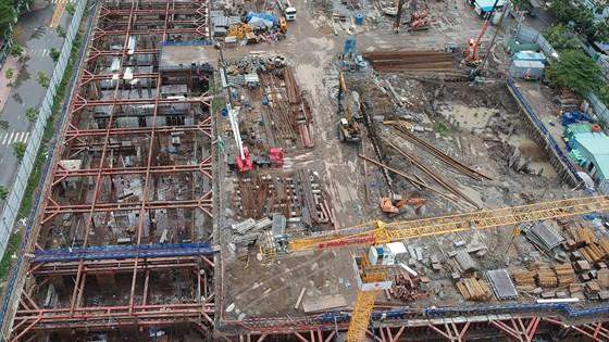 dự án cao ốc tại Sài Gòn