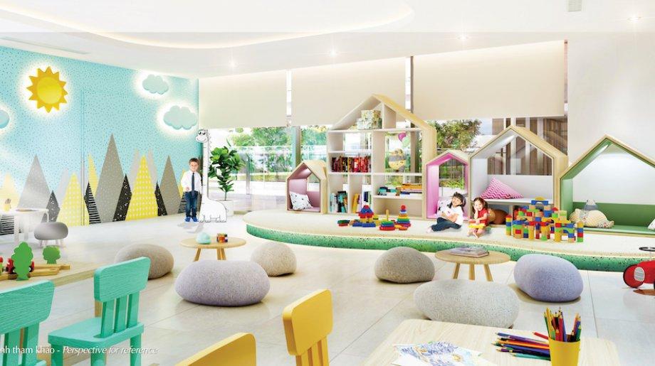 Phòng chơi trong nhà