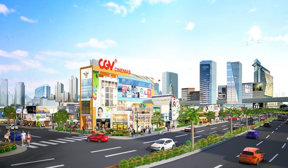 Trung tâm thương mại phức hợp Central Mall