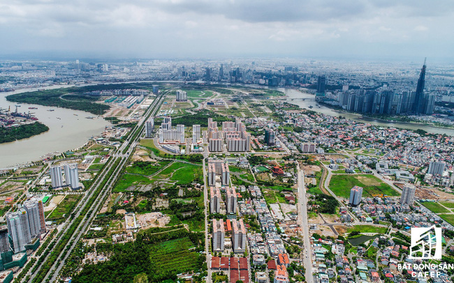 quy hoạch Khu đô thị sáng tạo phía Đông