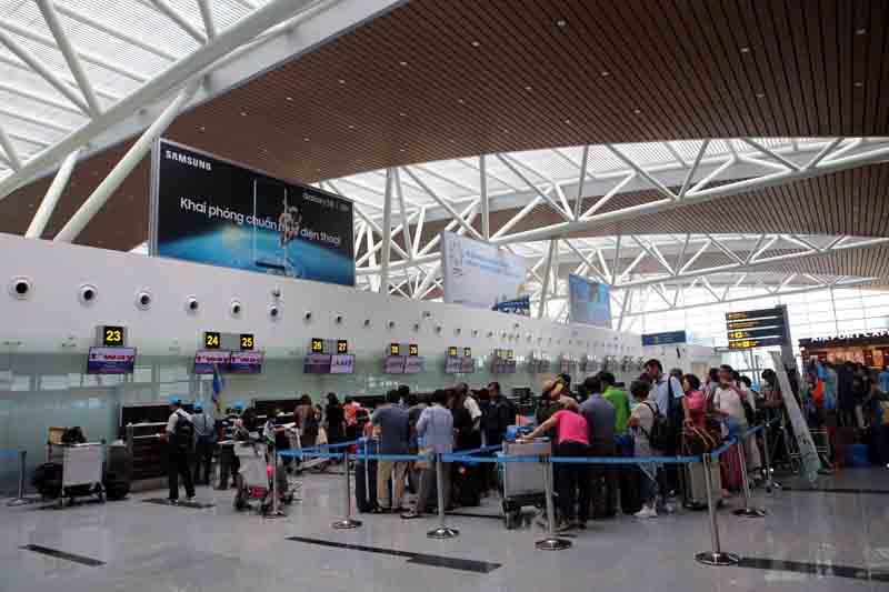 Đề nghị quy hoạch thêm nhà ga T3 tại sân bay quốc tế Đà Nẵng