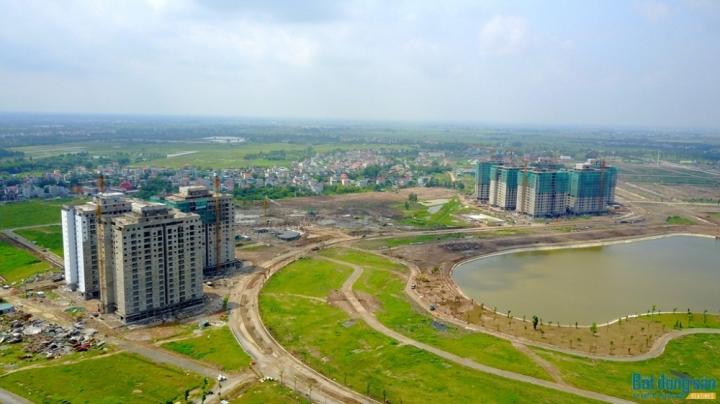 Đất nền khu đô thị Thanh Hà