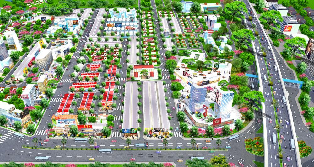 Central Mall Long Thành