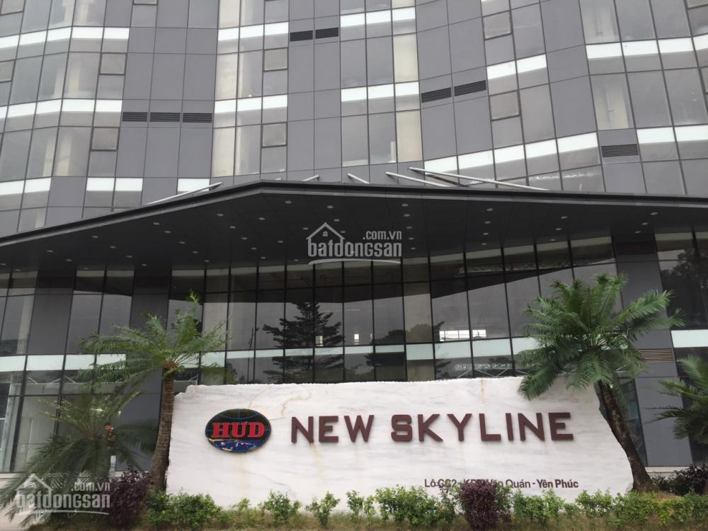 Cho thuê chân để chung cư, tòa nhà newskyline - văn quán - hà đông giá cực tốt