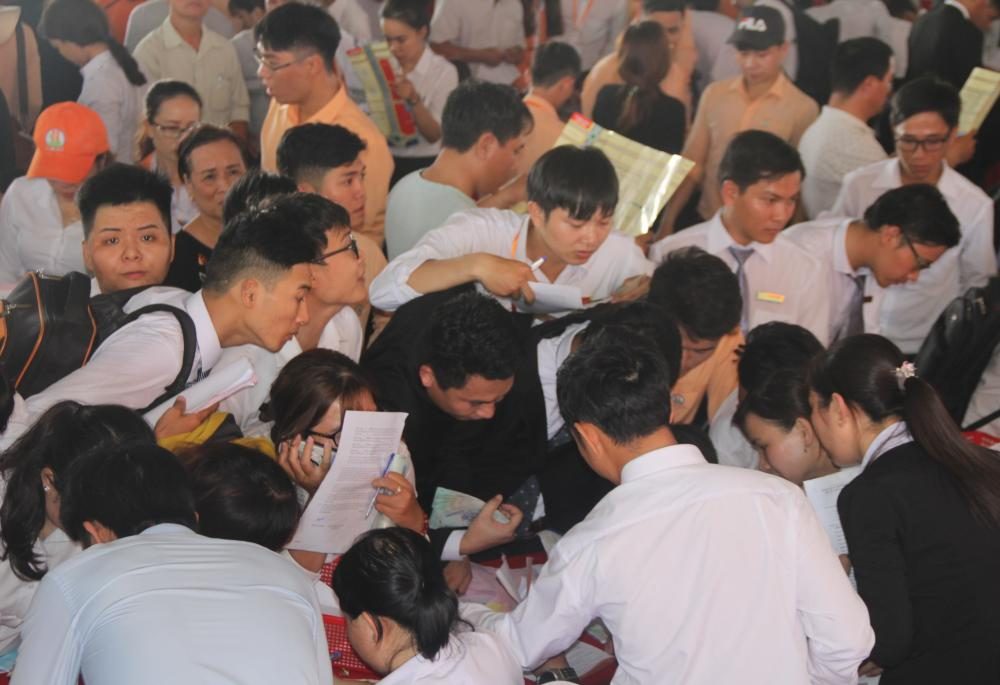 lễ giới thiệu một dự án ở Biên Hòa