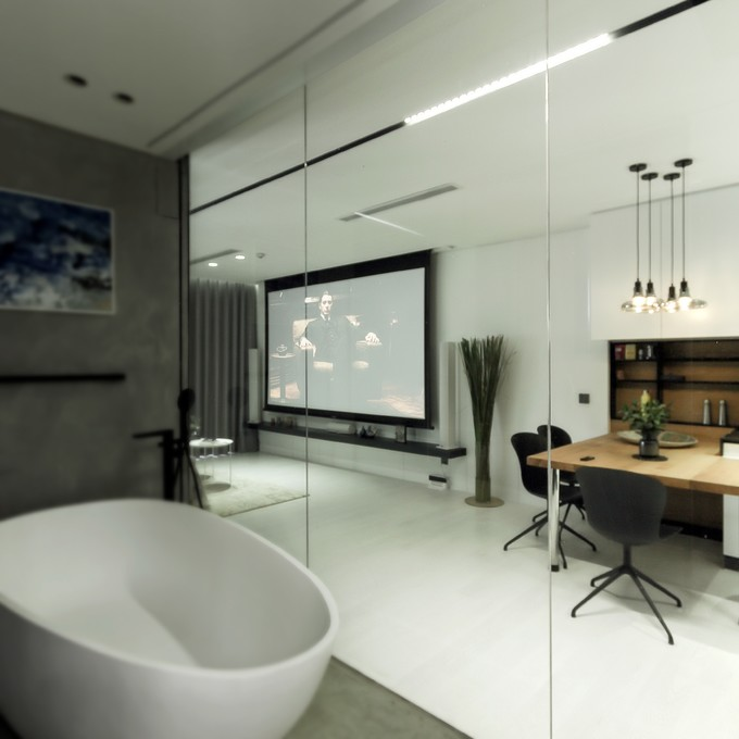 phòng tắm đẹp