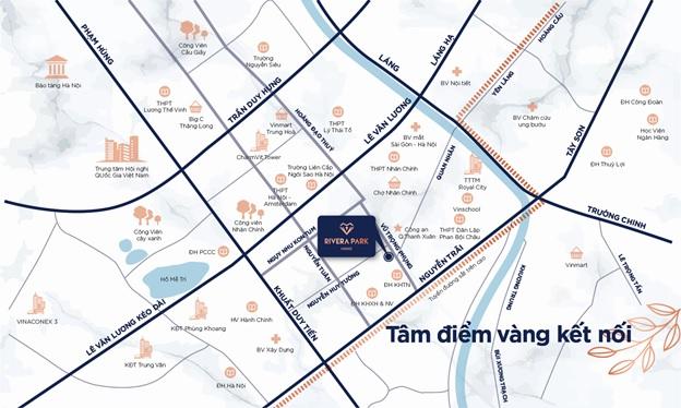 Dự án Rivera Park Hà Nội