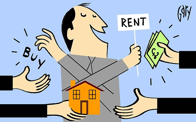 A simple guide for buy-to-rent investor