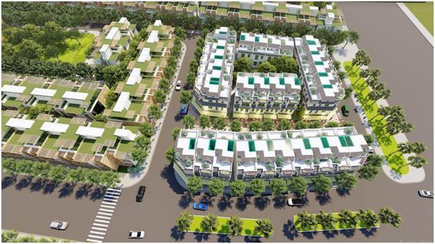 Dự án Phước Lý Garden Shophouse