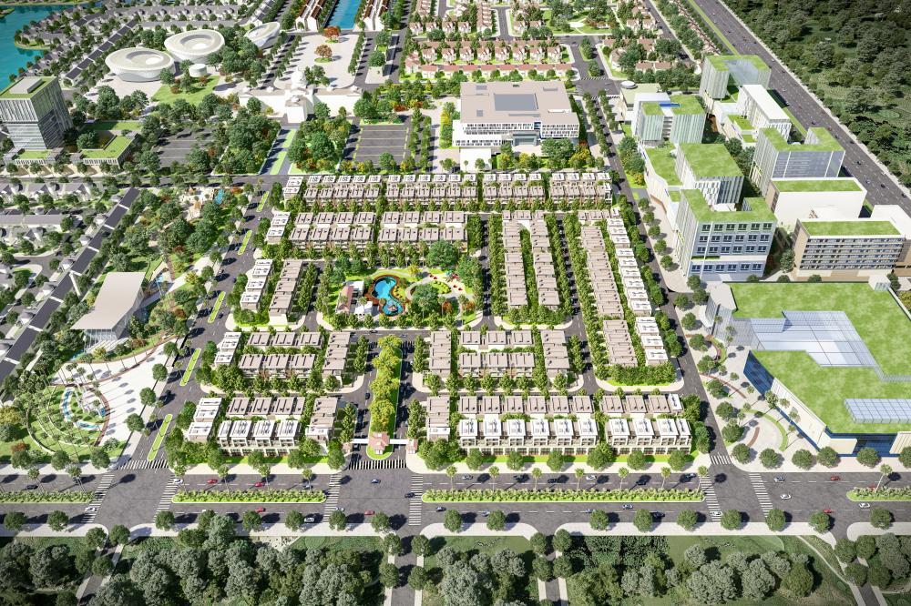 Dự án khu đô thị Everde City