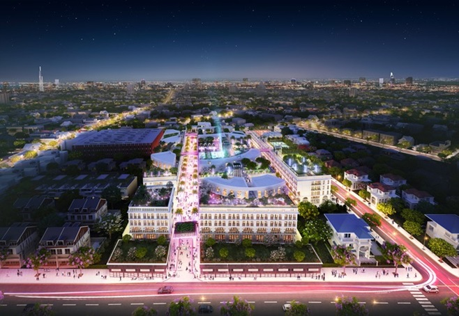 Dự án D-One Sài Gòn
