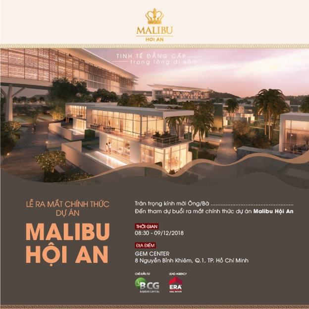 Dự án Malibu Hội An