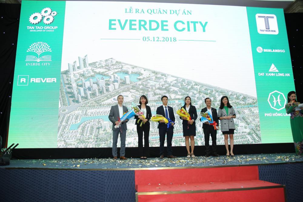 Khu đô thị Everde City