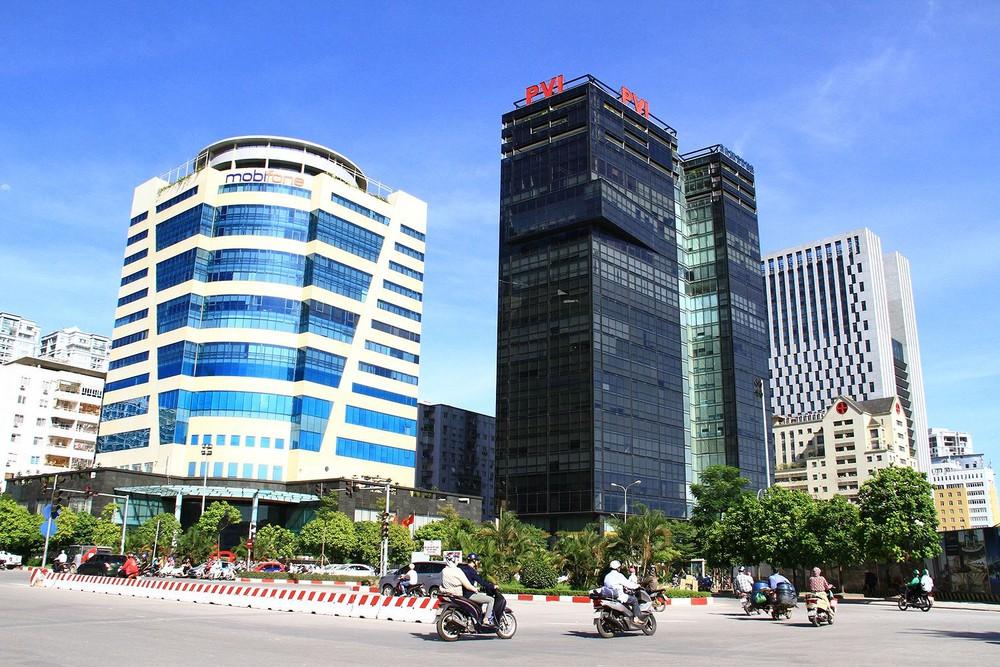 Giá thuê văn phòng tại Tp.HCM