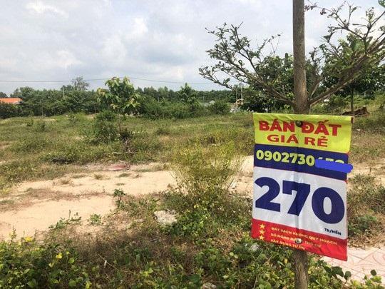 rao bán đất nền giá rẻ