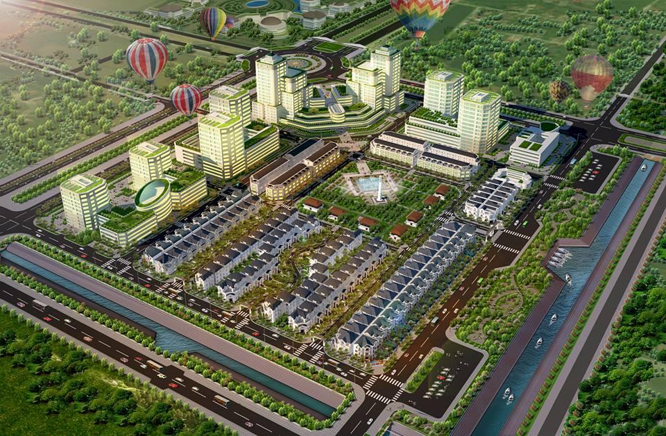 Khu đô thị Phú Mỹ An Huế