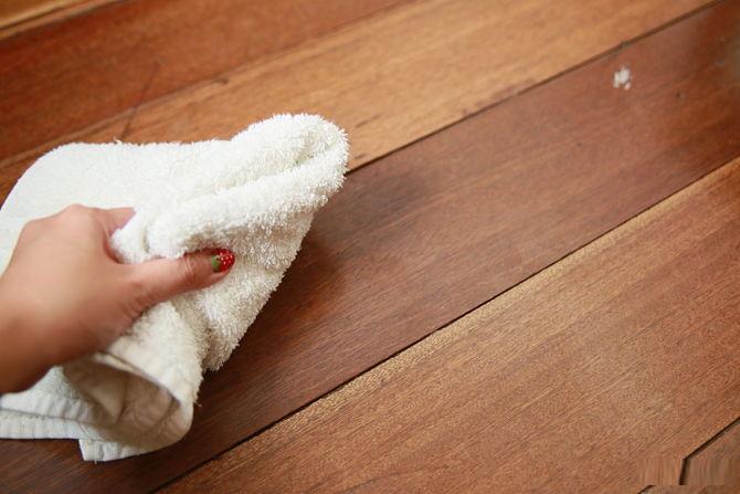sử dụng sàn gỗ công nghiệp