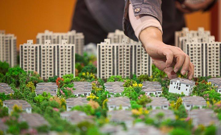 doanh nghiệp bất động sản tìm vốn