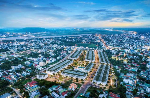 Khu dân cư Phát Đạt Bàu Cả
