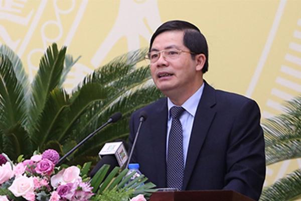 Giám đốc Sở Nội vụ Hà Nội