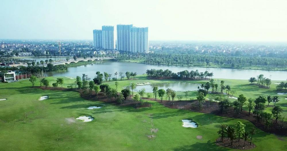 Bất động sản sân golf