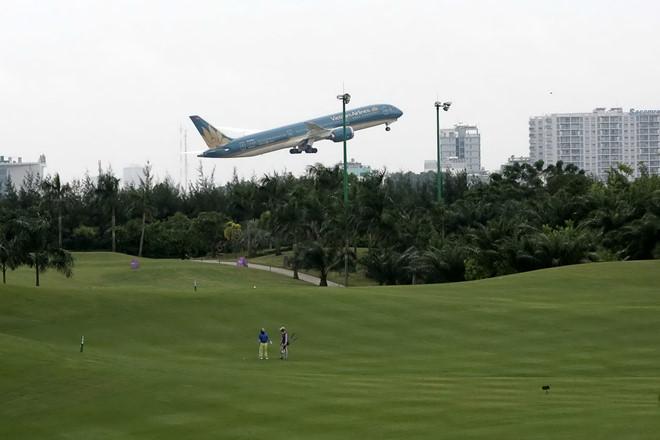 quy hoạch sân golf