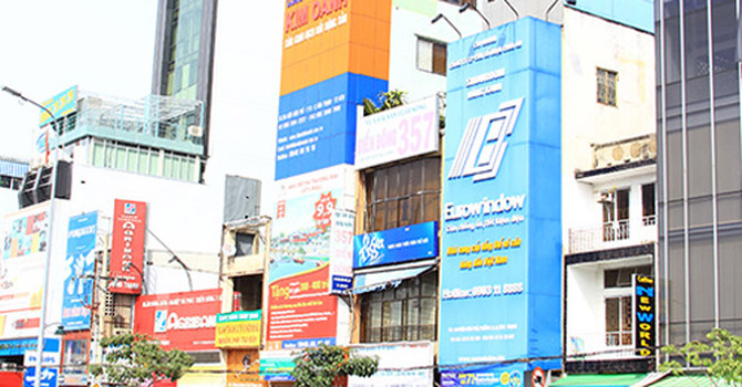 Giá nhà lẻ, nhà phố tại Tp.HCM