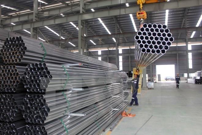 ống thép hàn carbon
