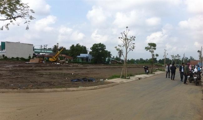 đất nền vùng ven Sài Gòn