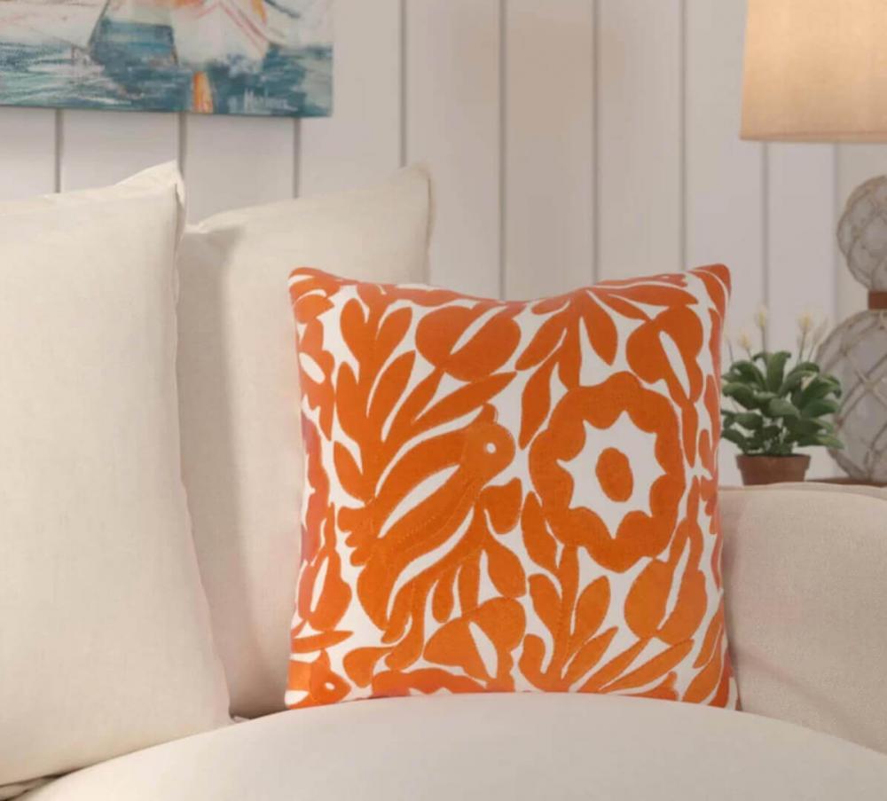 Làm mới không gian sống với cam san hô