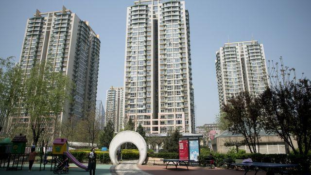 bất động sản Trung Quốc