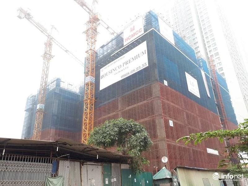 Dự án chung cư Housinco Premium Nguyễn Xiển