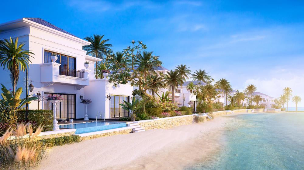 bất động sản nghỉ dưỡng ven biển