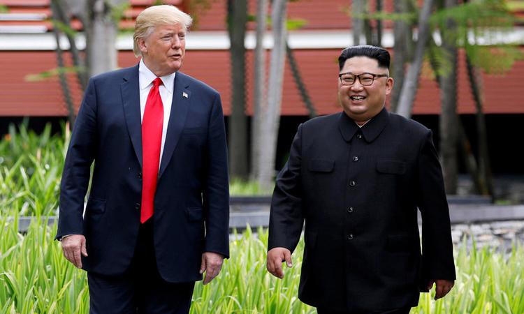 Hội nghị Trump – Kim