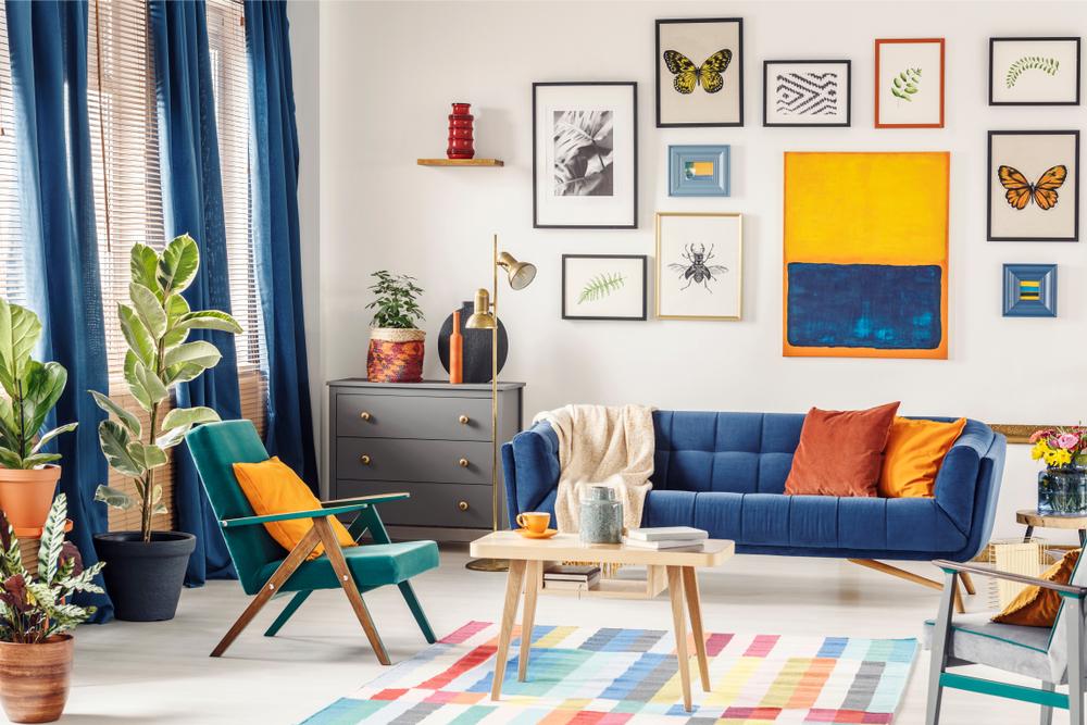 4 xu hướng thiết kế phòng khách năm 2019