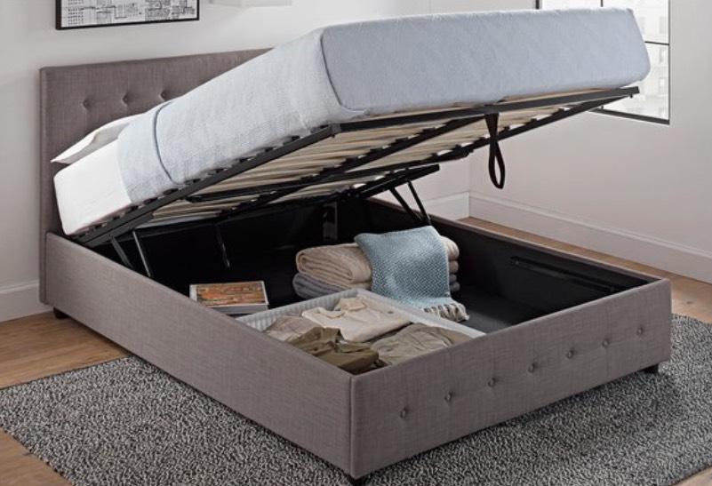 Giường thông minh kết hợp nơi trữ đồ