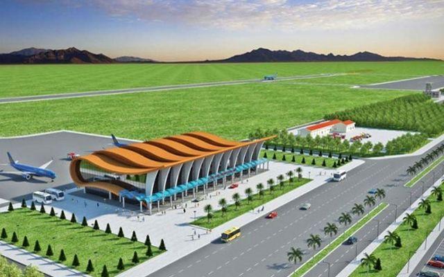 Sân bay Phan Thiết hơn 10.000 tỷ