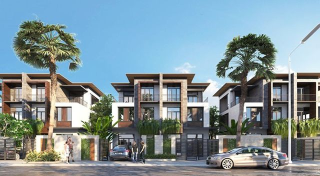Dự án Goldsand Hill Villa