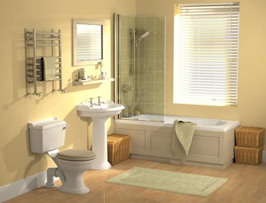 nguyên tắc thiết kế nhà vệ sinh