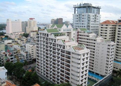 căn hộ dịch vụ hạng A tại Sài Gòn