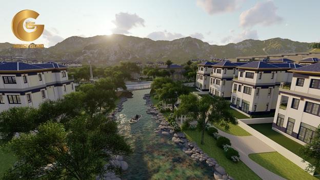 Dự án Royal Streamy Villas