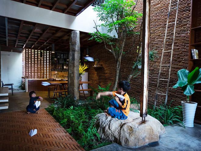 thiết kế đèn sân vườn hợp phong thủy