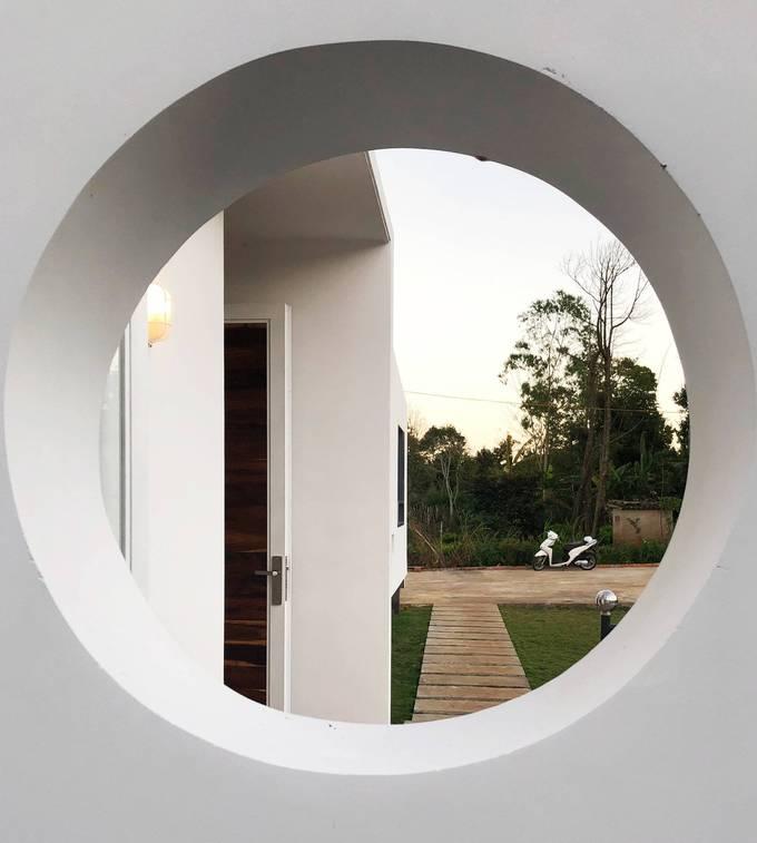 ngôi nhà thiết kế hiện đại