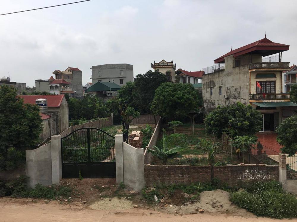 đất vùng ven Hà Nội